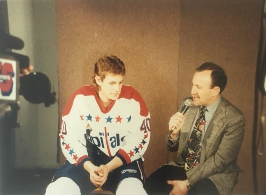 Steve Seftel interviewd by Jeff Rimer in 1991