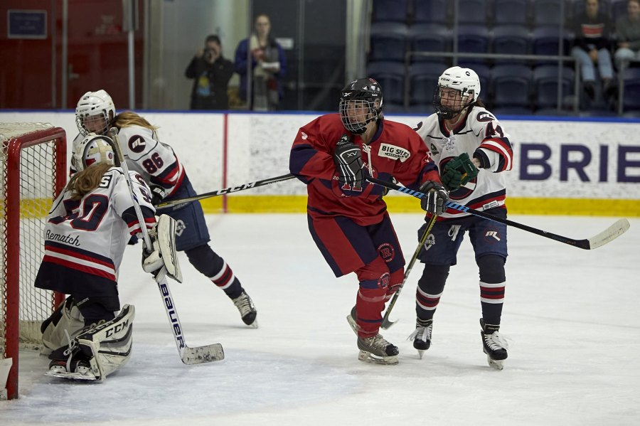 Melbourne Ice vs Adelaide Rush (Photo Credit Paul Furness)